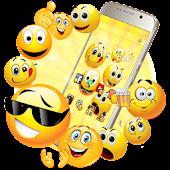 Emoji Smile Cute Theme