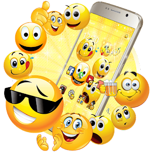 Emoji Smile Cute Theme Icon