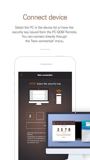 GOM Remote - Remote Controller screenshot 3