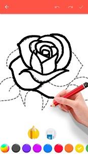 Draw Flowers PC
