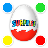 Learn Colors Surprise Toys For PC (Windows And Mac)