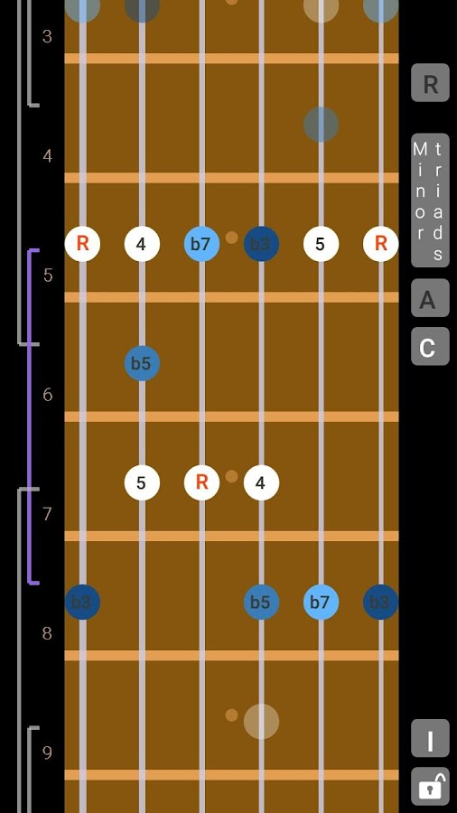 Guitar Scales & Patterns Screenshot 4