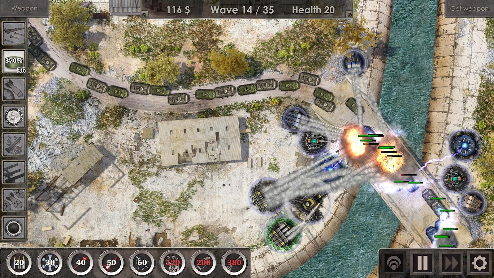 Defense Zone 3 HD Screenshot 4