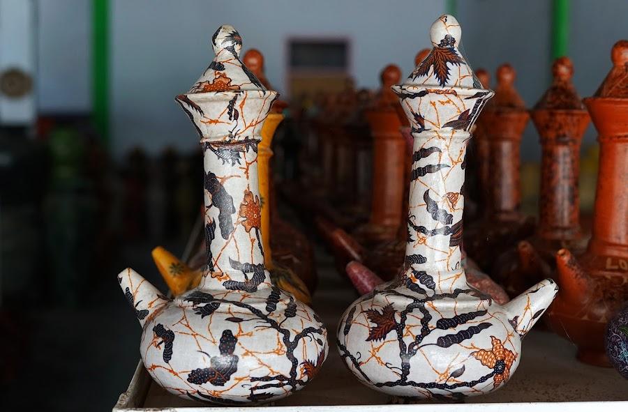 Gerabah Lombok #2 by Mulawardi Sutanto - Artistic Objects Still Life ( gerabah, kerajinan, nusa tenggara, travel, sasak, indonesia, lombok )