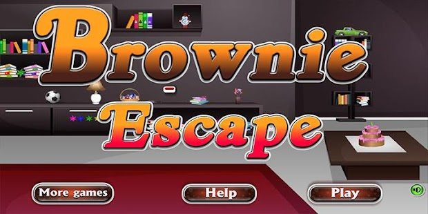 Escape Game Brownie Escape - screenshot