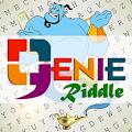 Genie Riddle -Word Search Game