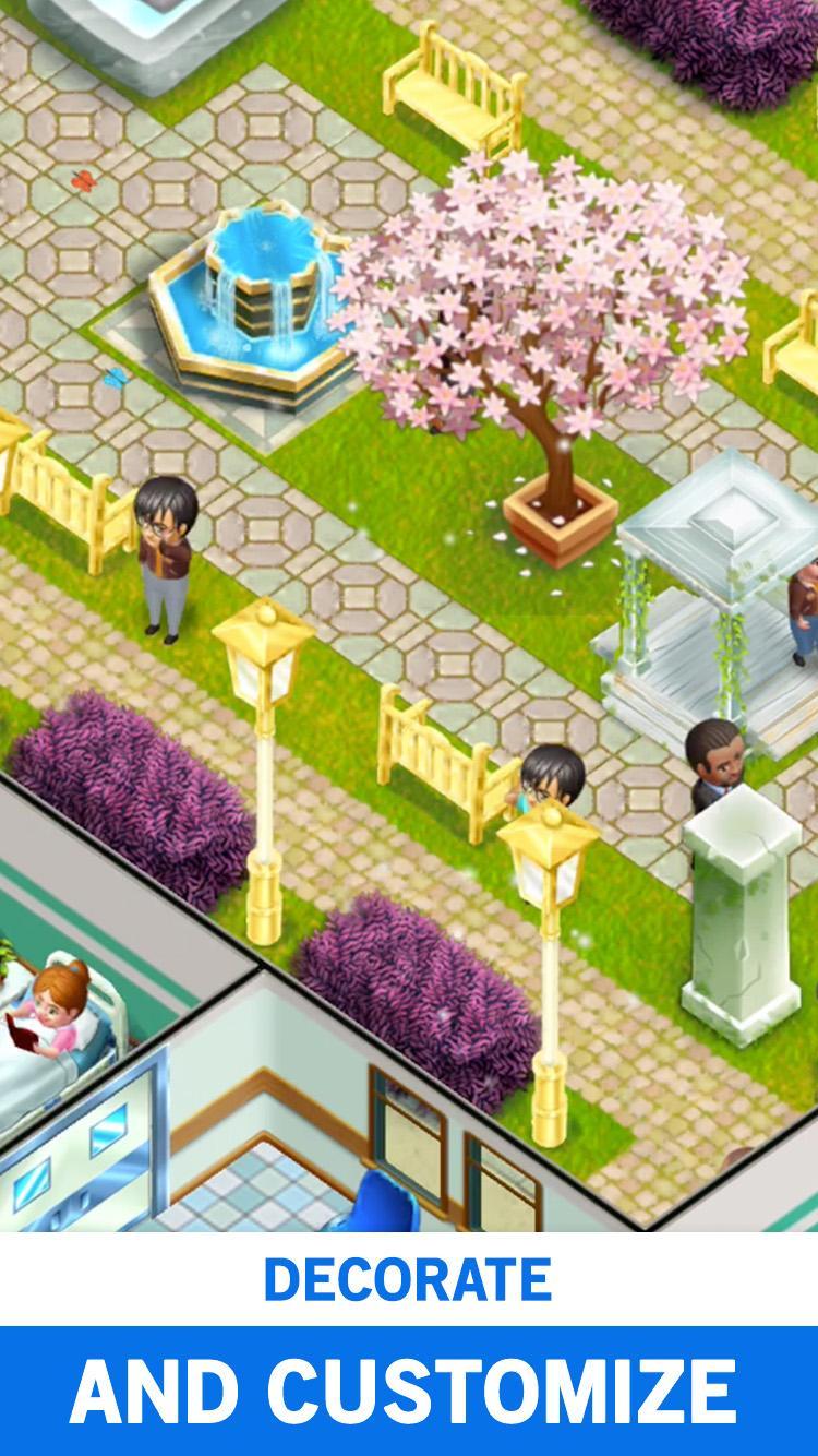 My Hospital: Build and Manage Screenshot 3