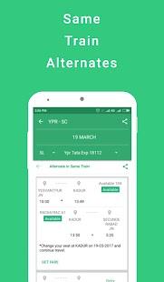 App ConfirmTkt Indian Rail Train Status & PNR Status APK for Windows Phone