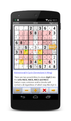 Sudoku 10000 Plus - screenshot