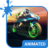 Moto Speed Animated Keyboard APK for Lenovo
