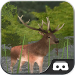 VR Wild Sniper Deer Hunting 2017. Icon