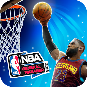 NBA General Manager 2018 - Basketball Coach Game Icon