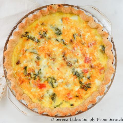 10 Best Fontina Quiche Cheese | Mac and Cheese, Grilled Cheese and ...