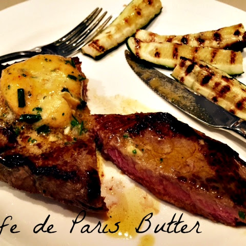 Cafe de Paris Butter