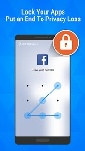 App DU Antivirus - Lock app, video APK for Windows Phone