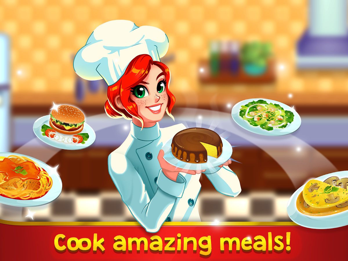 Chef Rescue - The Cooking Game Screenshot 5