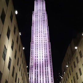 30 rock by Ralph Gaudino - Buildings & Architecture Office Buildings & Hotels