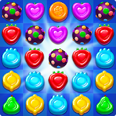 Sweet Candy Story APK for Bluestacks