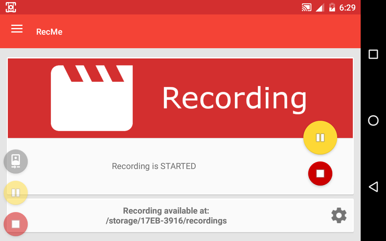 RecMe Free Screen Recorder Screenshot 8