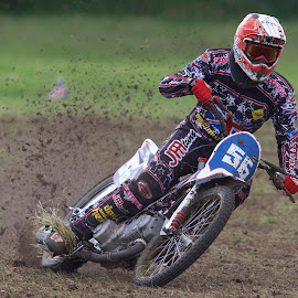 Grasstrack racing by Dave Hudson - Sports & Fitness Motorsports