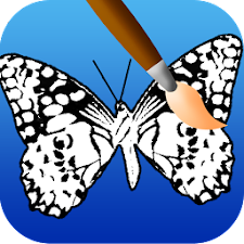 butterfly coloring pages games