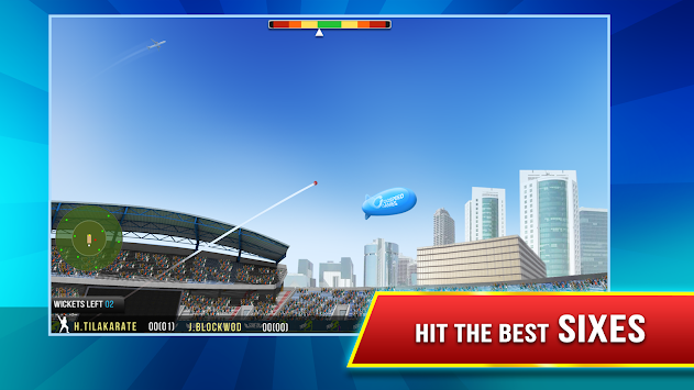 GodSpeed Cricket League APK screenshot thumbnail 5