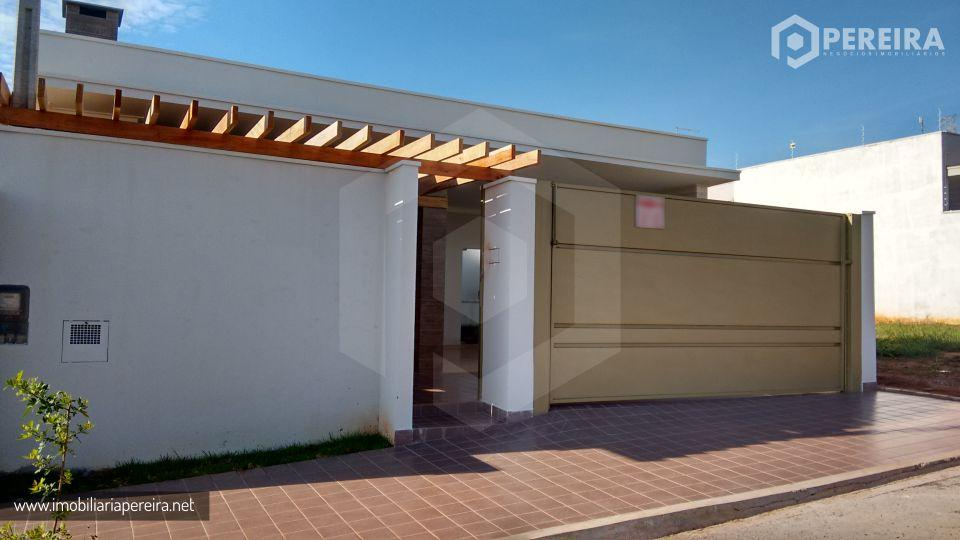 Casa  residencial à venda, Jardim Universitário, Votuporanga.