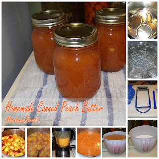 Canned Peach Sauce Recipes