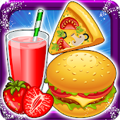 Pizza Burger && Drinks Maker APK for Bluestacks