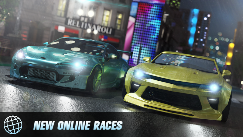 Drag Battle Racing Screenshot 0