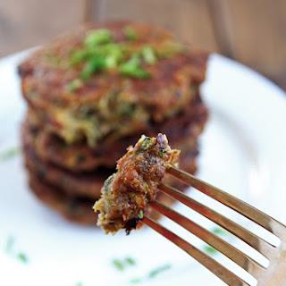 Zucchini Patties Baked Recipes