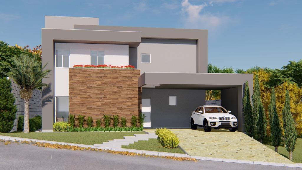 CA0068-CST, Casa de 4 quartos, 290 m² à venda no Santa Felicidade - Curitiba/PR