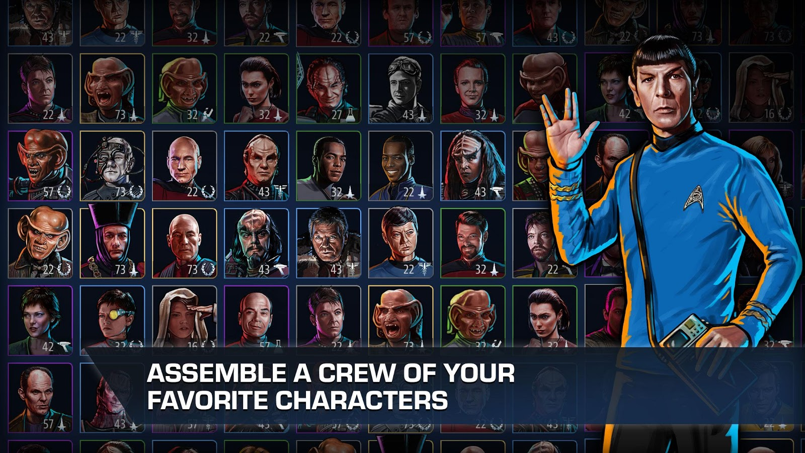 Star Trek Timelines Screenshot 7