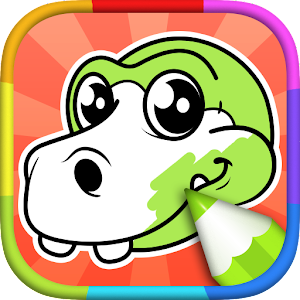 Dinosaur Coloring Pages For Pc Windows Mac Techwikies Com