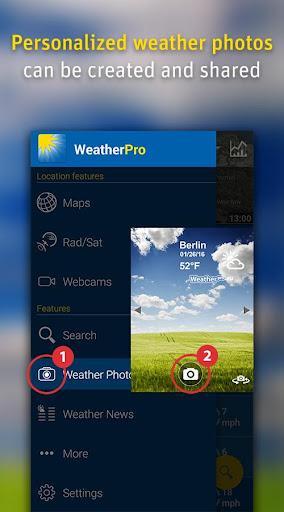 WeatherPro screenshot 5