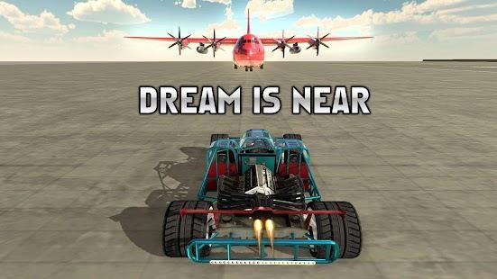 Real Ramp Car Driving Simulator