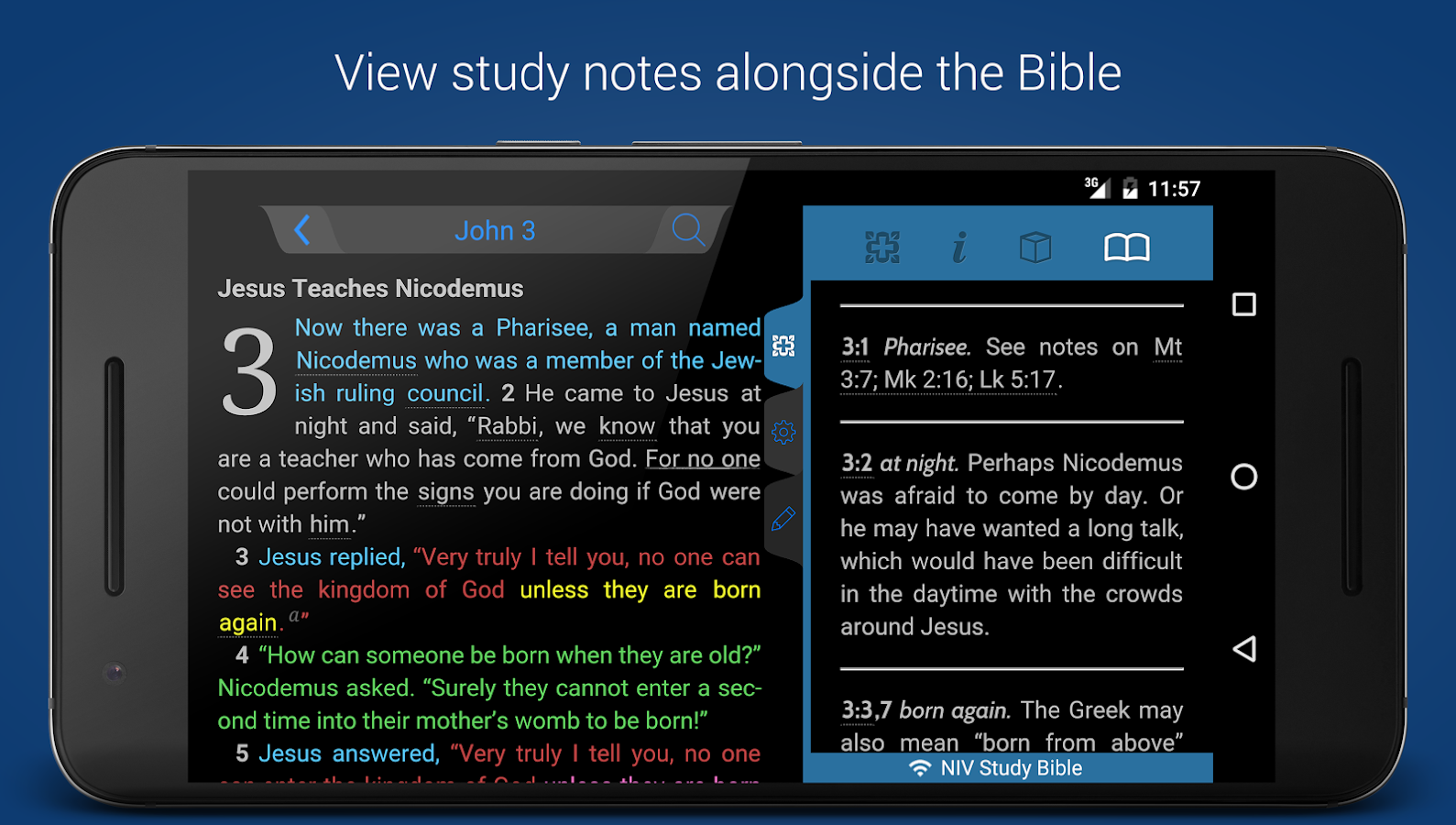 NIV 50th Anniversary Bible Screenshot 6