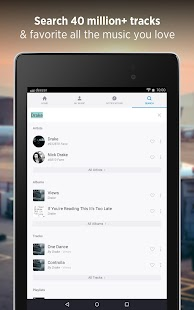 Deezer: Music & Song Streaming APK for Nokia