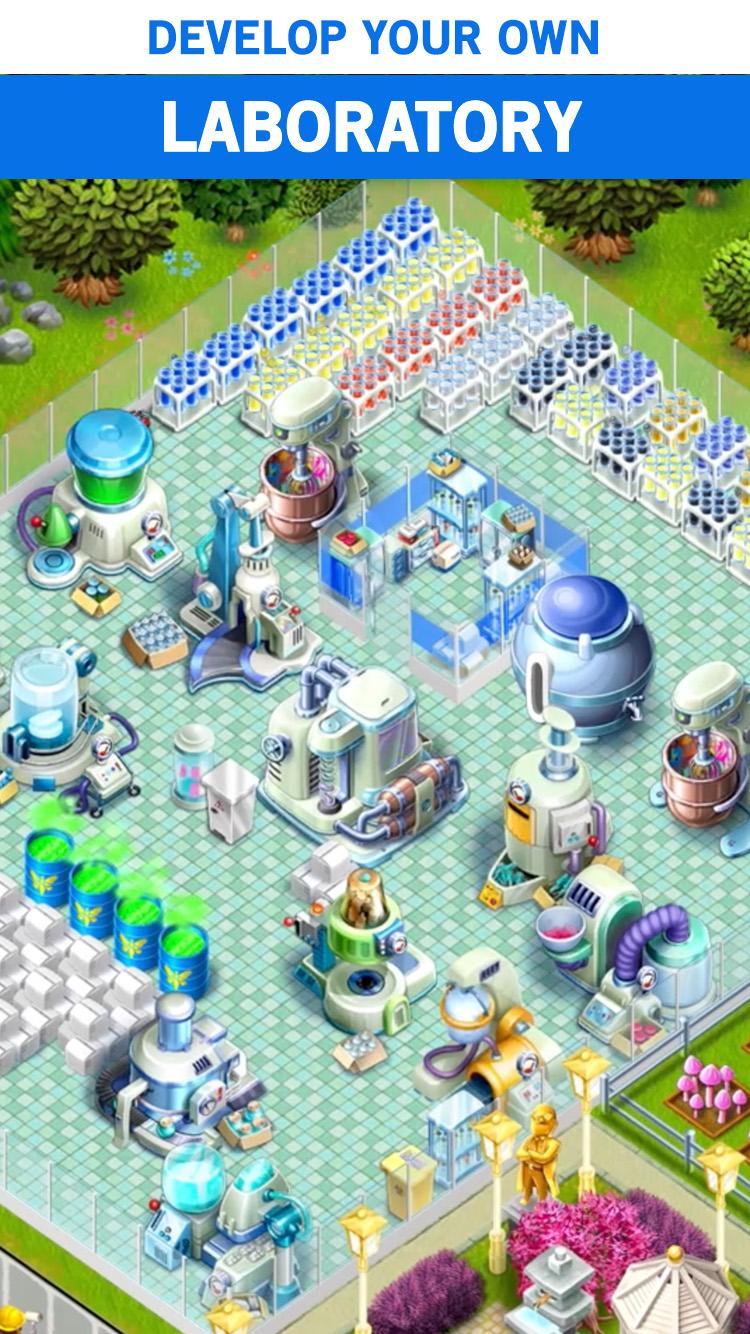 My Hospital: Build and Manage Screenshot 2
