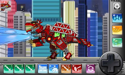 Spinosaurus - Dino Robot APK for Lenovo
