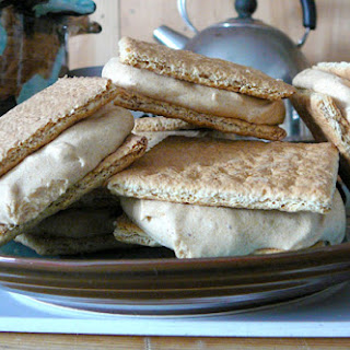 Pumpkin Pie Sandwiches