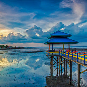 Kenjie long beach by Vian Arfan - Landscapes Beaches
