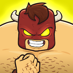 Burrito Bison: Launcha Libre Icon