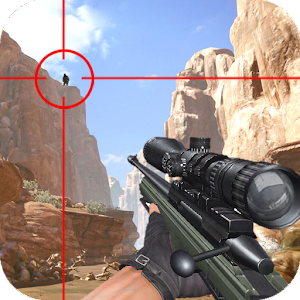 Mountain Shooting Sniper For PC