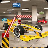 Formula 1 Car Parking Games 2017 APK for Bluestacks