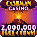 Download Cashman Casino - Free Slots APK to PC