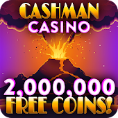 Download Cashman Casino - Free Slots APK for Laptop