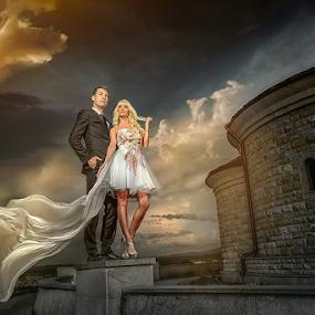 wedding by Dejan Nikolic Fotograf Krusevac - Wedding Bride & Groom ( aleksandrovac, vencanje, bagdala, photo, fotograf krusevac, wedding, svadba, paracin )