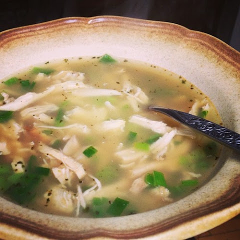 Cold-Busting Chicken Soup (and Chicken Stock Recipe!)