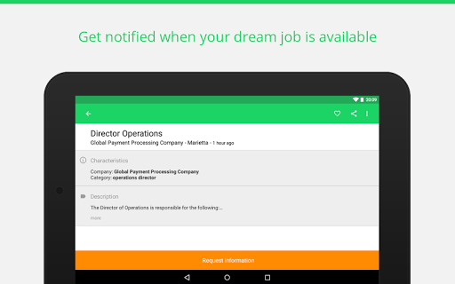 Find job offers - Trovit Jobs screenshot 12